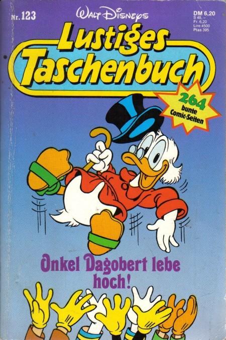 123: Onkel Dagobert lebe hoch!