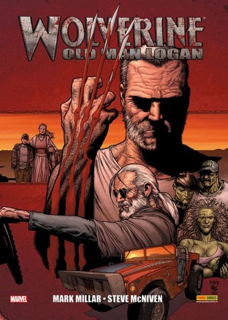 Wolverine Deluxe: Old Man Logan