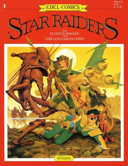 1: Star Raiders