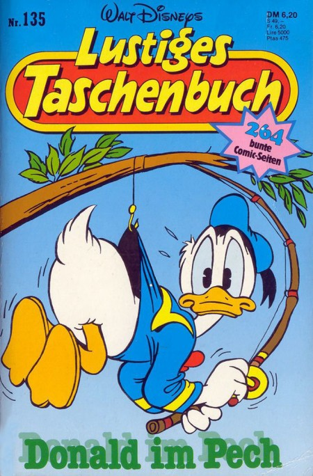 135: Donald im Pech
