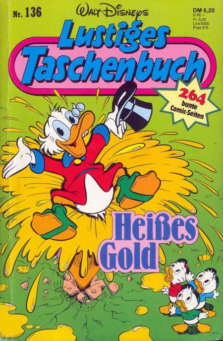 136: Heisses Gold