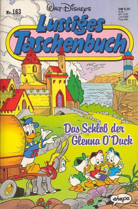 163: Das Schloß der Glenna O'Duck