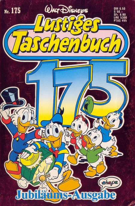 175: Jubiläums-Ausgabe