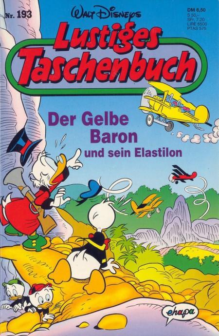 193: Der Gelbe Baron und sein Elastilon