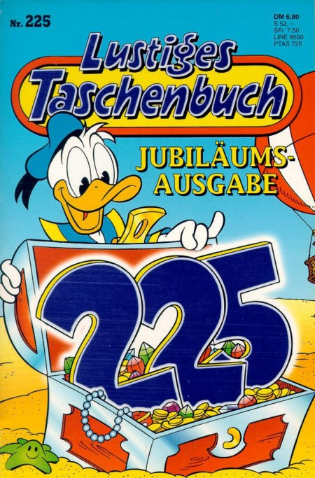 225: Jubiläums-Ausgabe