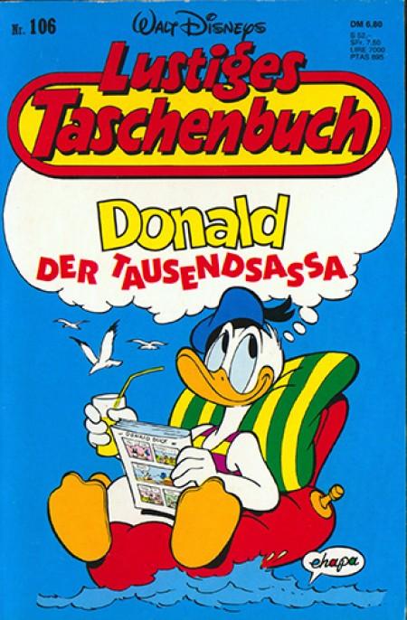 106: Donald der Tausendsassa