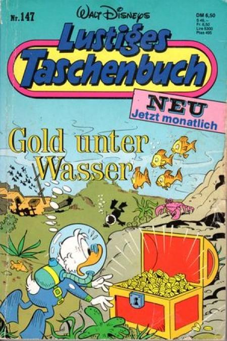 147: Gold unter Wasser