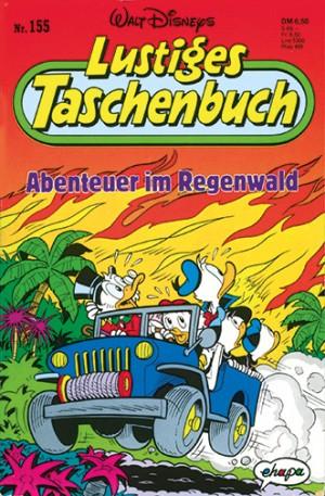 155: Abenteuer im Regenwald