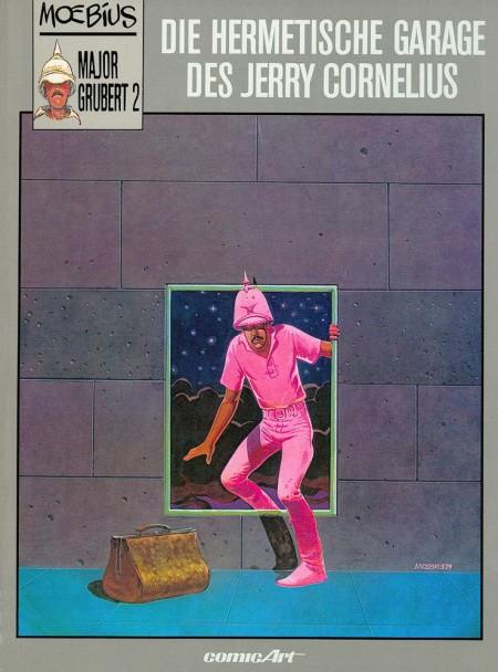 2: Die hermetische Garage des Jerry Cornelius