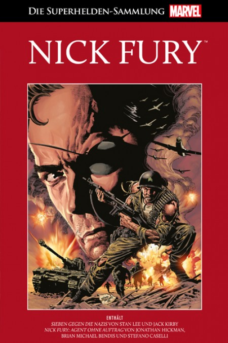 21: Nick Fury