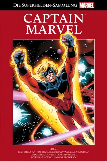 25: Captain Marvel