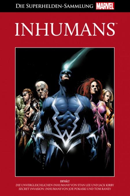 30: Inhumans