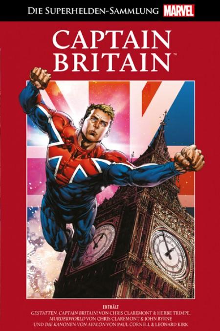 46: Captain Britain