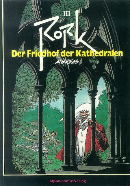 38: Rork (3) - Der Friedhof der Kathedralen