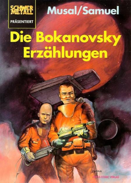 49: Die Bokanovsky Erzählungen