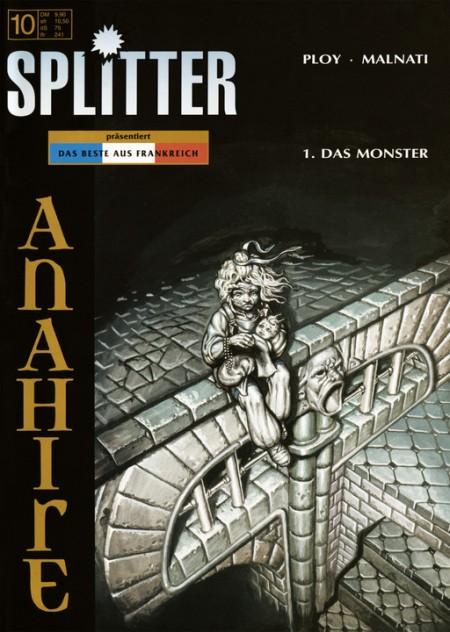 10: Anahire (1) - Das Monster