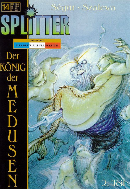 14: Der König der Medusen (2. Teil)
