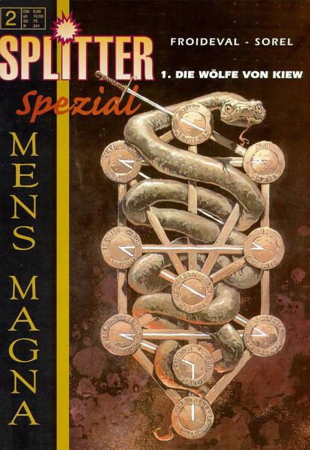 2: Mens Magna (1): Die Wölfe von Kiew