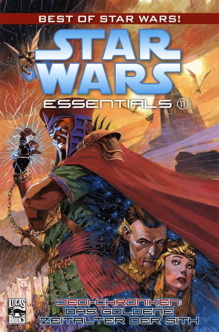 11: Jedi-Chroniken: Das goldene Zeitalter der Sith
