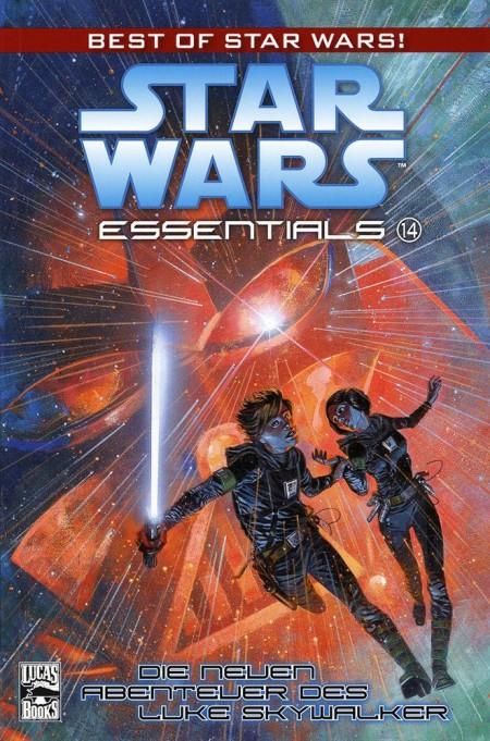 14: Die neuen Abenteuer des Luke Skywalker