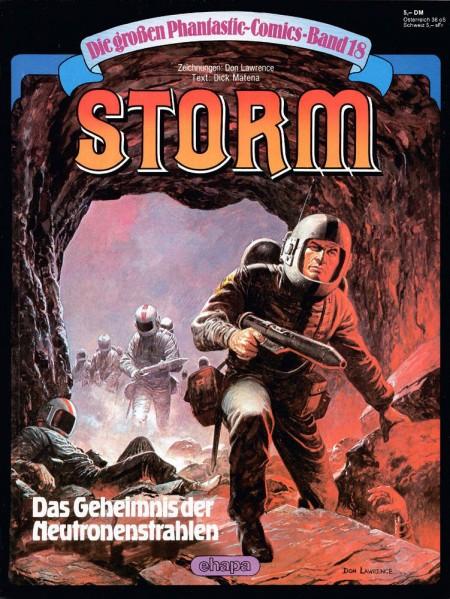 18: Storm: Das Geheimnis der Neutronenstrahlen