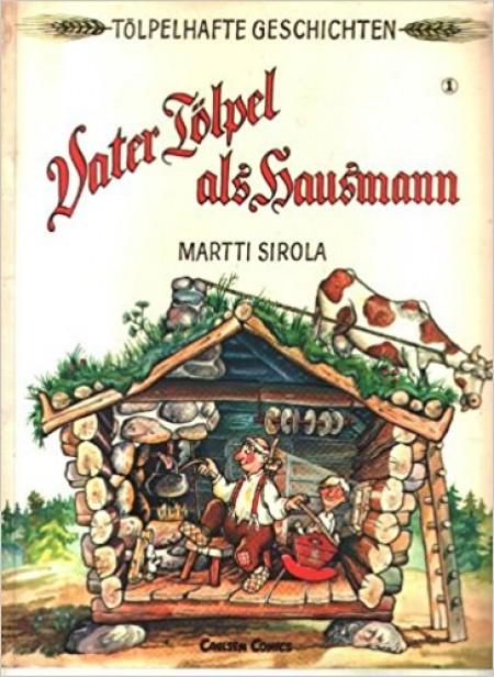 1: Vater Tölpel als Hausmann