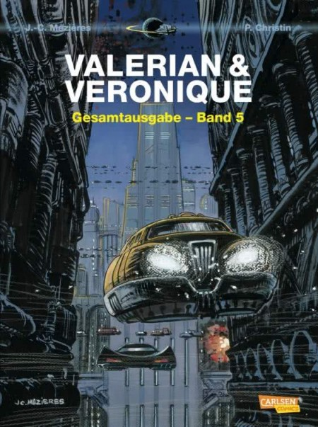 5: Valerian & Veronique