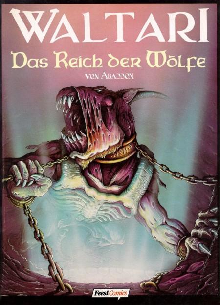 1: Das Reich der Wölfe
