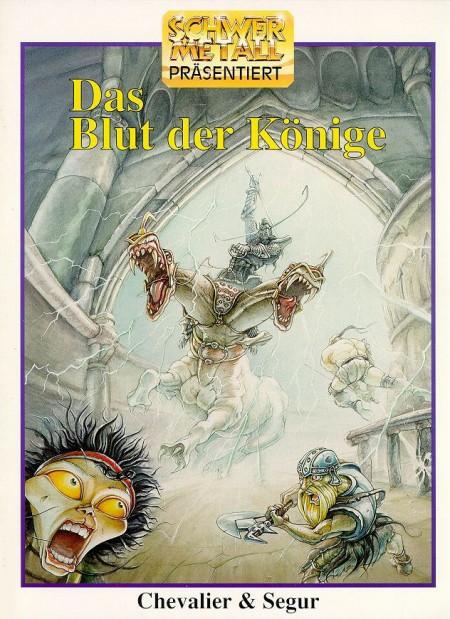 60: Die Zeit der Asche (3) - Das Blut der Könige